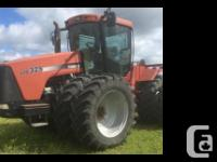 2001 CASE IH STX325, PTO, Power Shift, Michelin 20.8/42