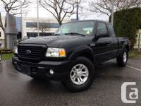 Only $14998 Just Arrived! BLACK Ford Ranger 4.0L V6