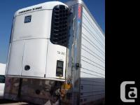 2004 Utility Reefer Trailer Thermo King Reefer Terrific