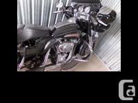 2006 Harley Davidson FLHTCI Electra Glide Classic