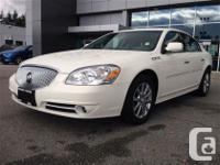 GORGEOUS LOW MILEAGE BUICK!!!White. Grey Leather. V6.