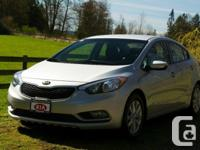Find your fun in this 2015 Kia Forte LX+! Featuring a
