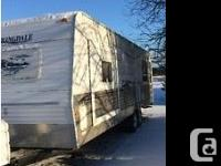 2007 Keystone Springdale M286RLDS Travel Trailer. .