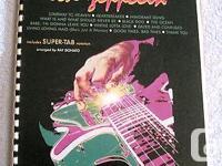 1986 GUITAR SUPERSTAR SERIES - LED ZEPPELIN SUPER-TAB