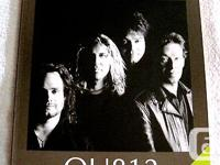 1988 - VAN HALEN - OU812 - GUITAR SONGBOOK - WITH