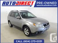 The 2009 Subaru Forester drives more like a car than