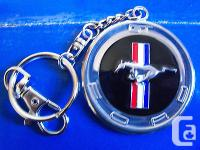 This Ford GT Mustang KEYCHAIN is in ATTRACTIVE