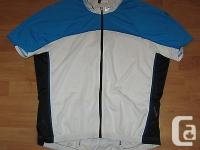 SPECIALIZED RBX SEMI FORM FIT DEFLECT UV FULL ZIP CYCLE