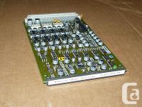 STUDER Talkback Selector Board 1.917.420.22 Description