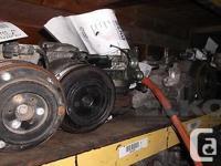 2007-2009 GMC Envoy AIR CONDITIONING Compressor 66K OEM