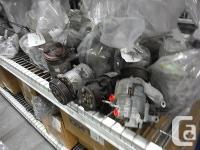 2007 2008 2009 Toyota Camry 2.4L A-C Compressor 118K