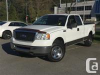 2008. Ford. F-150. STX. Super Cab Auto 4.6L. 4X4