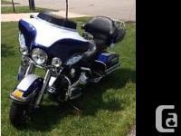 2006 Harley Davidson FLHTCC Electra Glide Classic, 2006