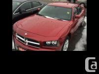 2010 Dodge Charger SXT 3.5 liter V6 cylinder engine 4