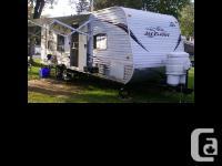 2013 Jayco Jay Flight Bunkhouse Travel Trailer 26 ft in