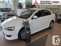 Well equipped Mitsubishi Lancer with ac bluetooth