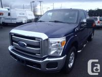2011 Ford F-250 SD XLT SuperCab Long Box two