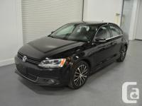 2013 Volkswagen Jetta four door Sedan 2.0 TDI Highline.