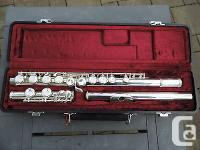 Jupiter Student Flute model JFL-507 in excellent