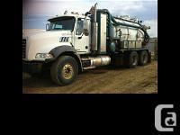 2007 Mack 820 Vacuum Truck 2007 Mack 820 Vacuum Truck