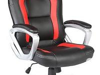 ViscoLogic® Series YS-8702 Gaming Racing Style Swivel