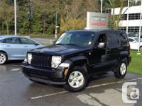 2010. Jeep. Liberty. Sport. 4X4. Auto Nice low
