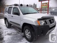 Calgary Pre-owned Car Sales 2011 Nissan Xterra four