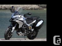 2013 Ducati Multistrada 1200 S Touring Awesome and