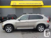 2007 BMW X5 4.8i ...THIS LOCAL BC UNIT WITH NO
