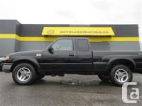 2010 MAZDA B4000 SE four wheel-drive EXTRA CAB...THIS