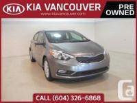 2014 Kia Forte LX+Get more standard features in the new