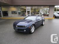 2010 CHEVROELT CAMERO LT AUTO / POWER HEATED LEATHER