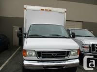 2006 Ford E450 with 16' Van Body and 1500 pound. Maxon