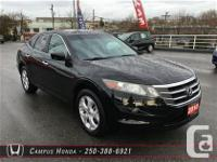 This 2010 Honda Crosstour is a 1 owner. Victoria