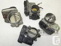 2009-2011 Mazda Tribute Throttle Body Assembly 91K OEM