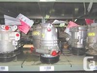 2007 Nissan Versa AC AC Compressor 102K OEM LKQ ITEM