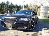 12. Chrysler. 300 S. HEMI. Auto. Sunroof. Leather.