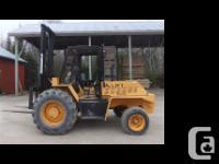 2000 Lift King LK6M22 Forklift 48 in forks 100 litre