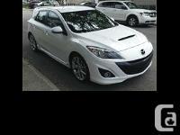 2011 Mazda Mazdaspeed3 2.3 liter inline 4 cyl engine