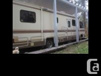 1991 Granville Duo-Deck Length 31 feet V8 Fuel capacity