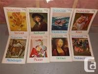 newhobby905 Store Vintage Lot of eight The Great Artist