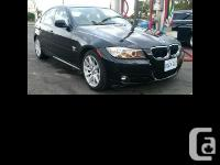2009 BMW 328i Comes with two year power train warranty.