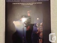Here's a CCR signature guitar licks tab book with cd