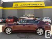 2010 ACURA TL TECH PKG AWD...THIS UNIT IS EQUIPPED WITH