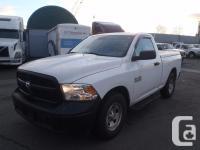 2013 Dodge Ram 1500 Tradesman Regular Cab two