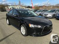 This 2015 Lancer SE is a BC vehicle with No Accidents.
