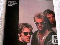1986 - THE BEST OF POLICE - GUITAR SONGBOOK - BEAUTIFUL
