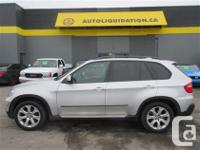 2008 BMW X5 4.8i ...THIS single owner LOCAL BC UNIT