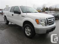 2012 FORD F150 SUPER CAB four wheel-drive XLT...THIS