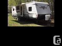 2012 Heartland Trail Runner Travel Trailer Length 29 ft